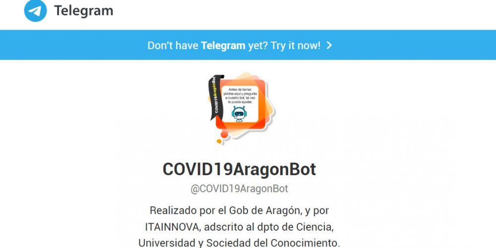 COVID19AragonBot