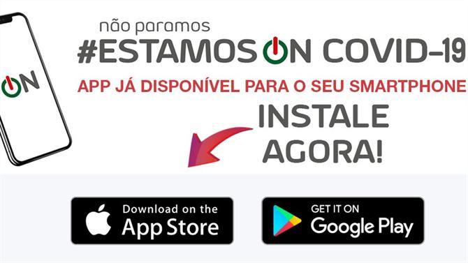 App Covid19–Estamos On
