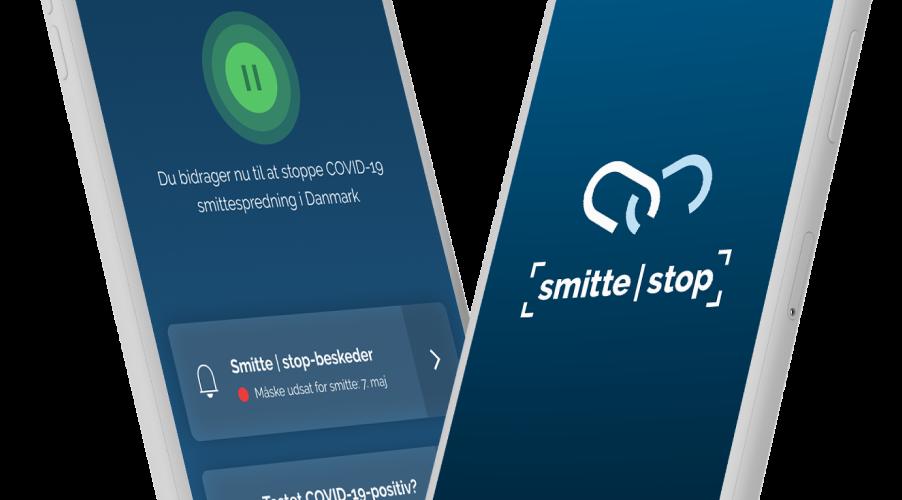 Smitte | stop