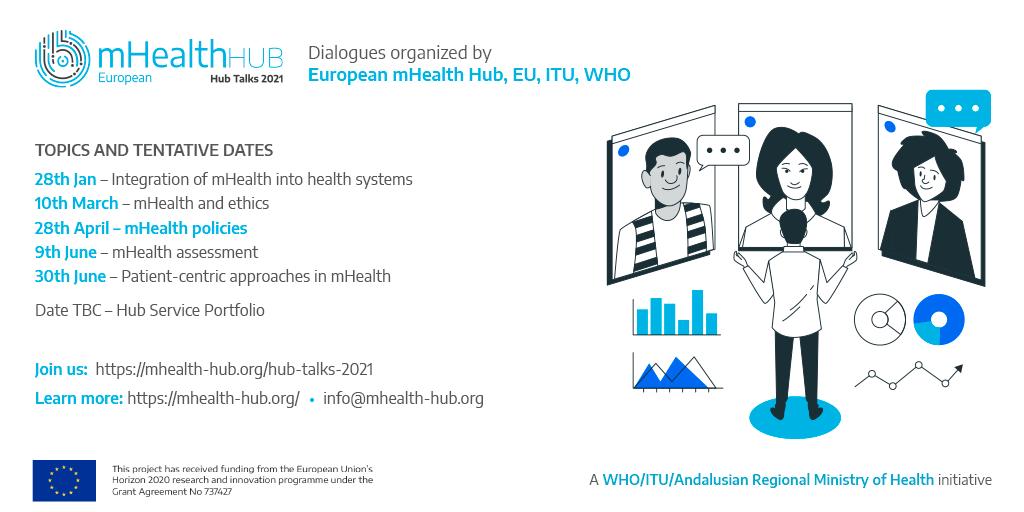 Hub Talk 28th April: mHealth policies